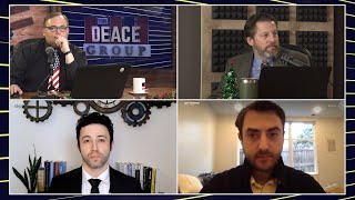 Steve, todd, and aaron are joined by newsweek opinion editor josh hammer former tulsi gabbard campaign strategist paul alexander for the annual deace gro...