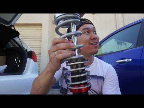 Kelvin Cong Ngô Review Car parts cho Project Độ xe Audi của anh ta!