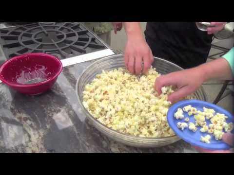 Bacon, Cheddar, Ranch, Gourmet Popcorn Recipe - Uncle Dan's Salad Dressings, Dips, And Seasonings