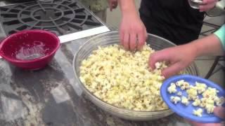 Bacon, Cheddar, Ranch, Gourmet Popcorn Recipe