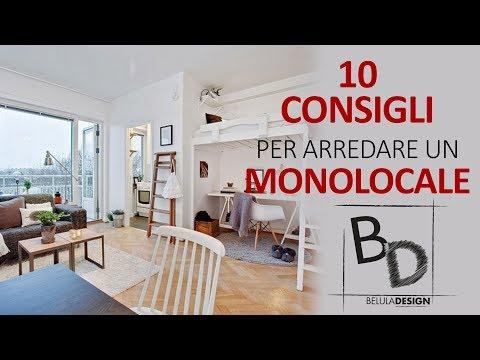 10 Consigli per Arredare un Monolocale | Belula Design