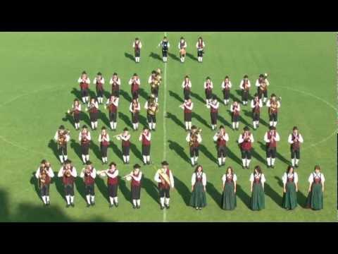 MV Maria Neustift: Marschwertung 2012 - Showteil