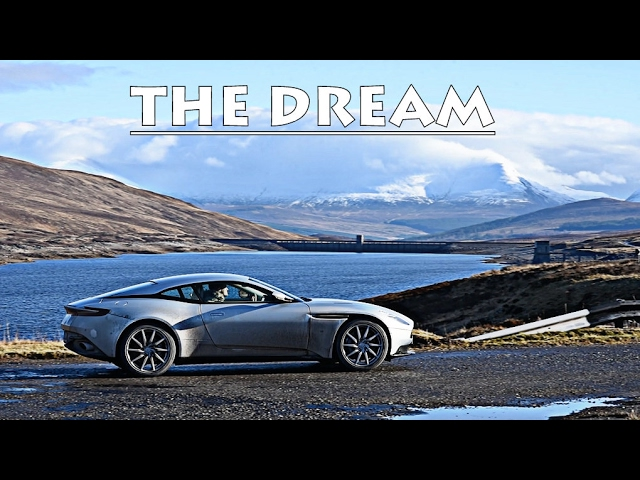 HOW YOU SHOULD DRIVE THE ASTON MARTIN DB11!!