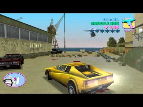 GTA Vice City: Hit The Courier [HD]