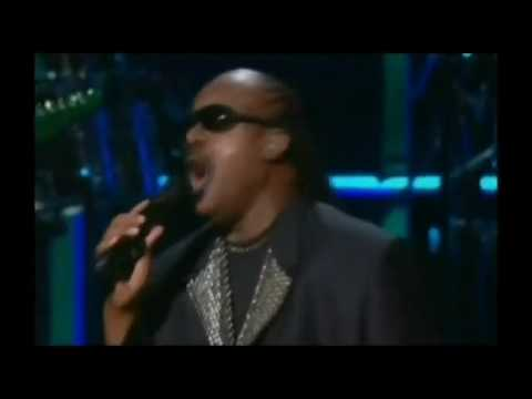 Stevie Wonder-For Once In my Life(25th Anniversary Hall of Fame)