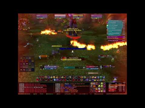 Archimonde Kill Video