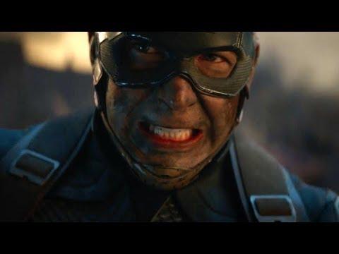 Реакции на Мстители 4 (Финал) из Кинотеатра
