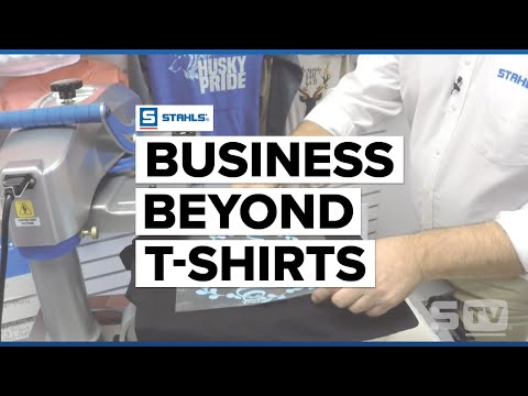 Business Beyond T-Shirts: Printing Outside the Box