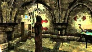 Xbox 360 Skyrim Mod Dawnguard Hearthfire New Game Modded Safe House for Regular Xbox