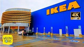 Ikea | Costa Mesa California | Largest Ikea in West Coast | 4K Walking Tour