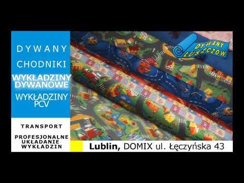 Dywany łuszczów Reklama Tv 2012