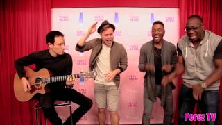 "Olly Murs - ""Troublemaker"" (Acoustic Perez Hilton Performance)"