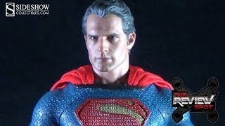 Collectible Spot - Hot Toys Man of Steel Superman Sixth Scale Collectible Figure