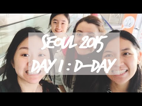 SEOUL 2015: Day 1 - D-DAY - January 1 | MDNBLOG