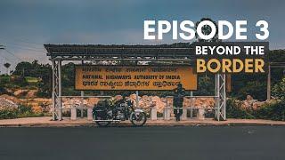 Mile Munching & Riding through a STORM- Bangalore to Hyderabad | EP 3 #BeyondTheBorder