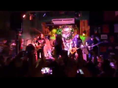 Fear Of The Dark  (Iron Maiden's Cover) - McCarthy's, Playa Del Carmen
