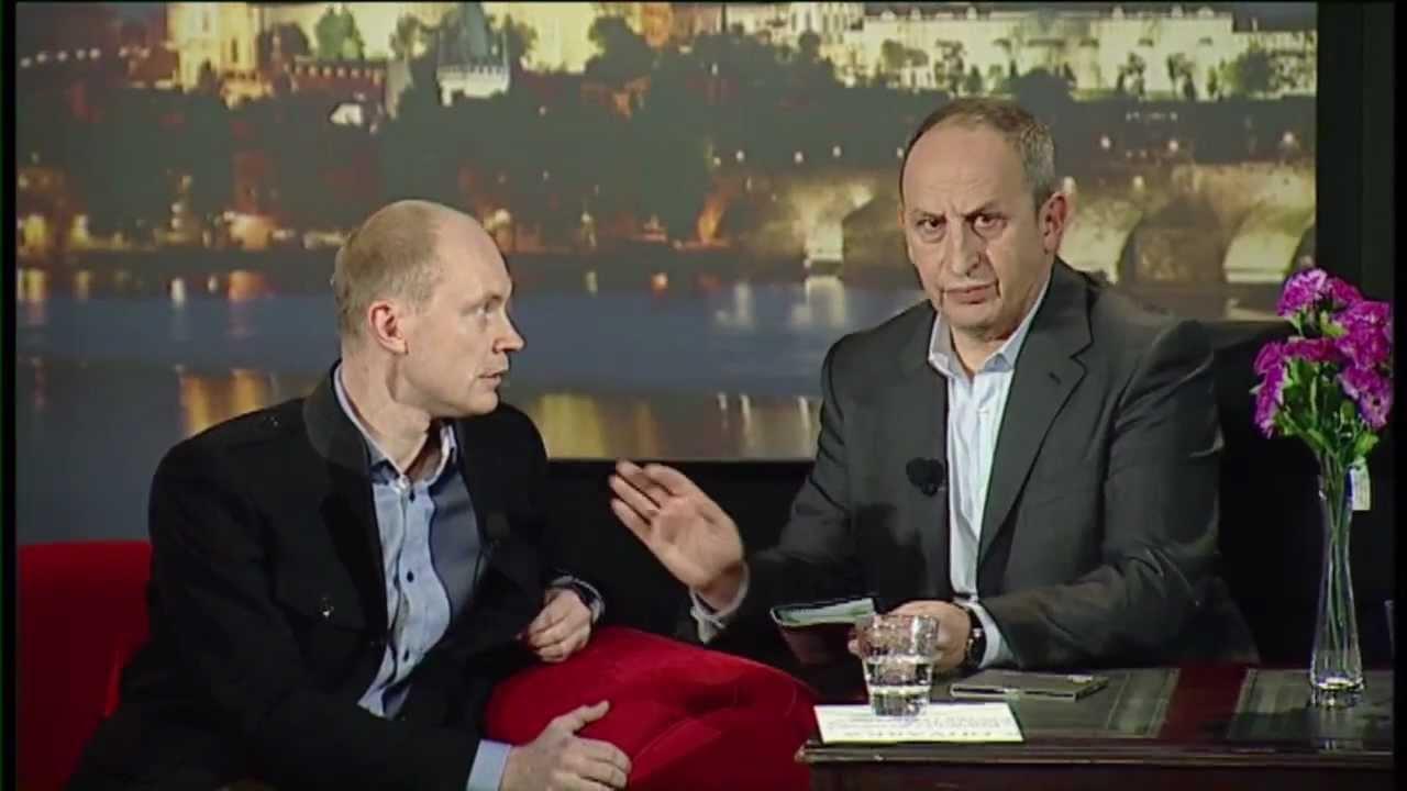 2. Jan Budař - Show Jana Krause 16. 11. 2012