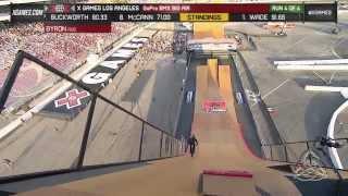 X Games 2013 Los Angeles  Big Air BMX