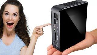 Мощный Mini PC Core i7 4850HQ 4+4Core | Часть 1 Обзор мини ПК алиэкспресс обзор