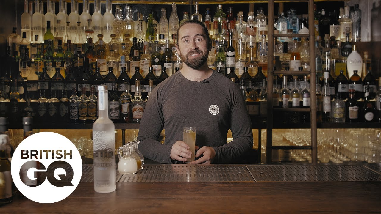 GQ Food & Drink Masterclass: Elliot Ball's take on the classic Moscow Mule | British GQ