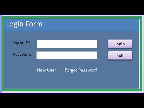 Create a Login website - Login page & Validating User and Password in database using ASP.Net