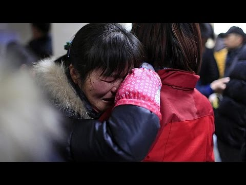 Shanghai stampede kills 35 during New Year's Eve celebrations