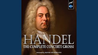 Concerto Grosso in G major, Op. 6 No. 1: I. A tempo giusto