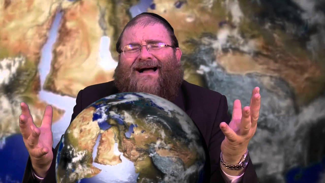 around the world with rabbi michoel dov streicher shlita