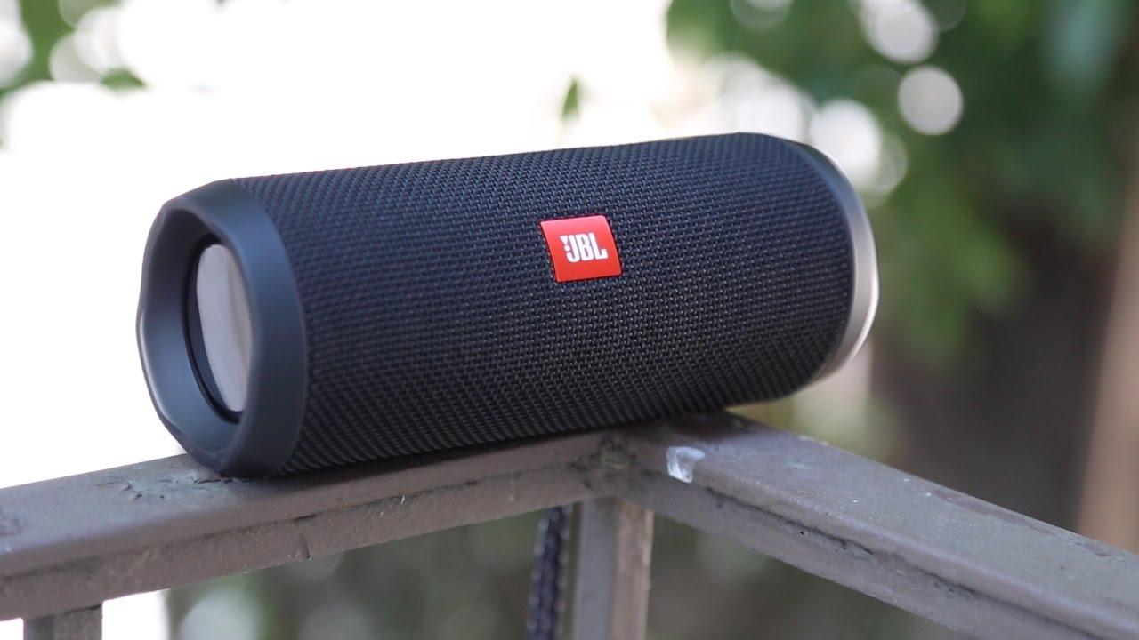 Jbl flip 4 bluetooth speaker in depth review youtube for Housse jbl flip 4