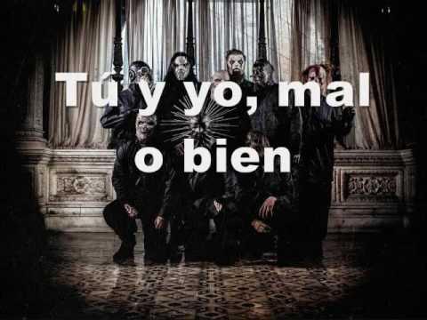 Slipknot - The Devil In I (Subtitulos Español)