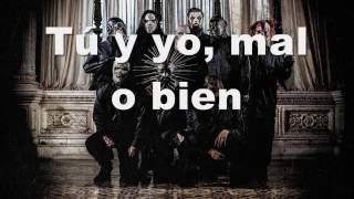 Slipknot - The Devil In I (Subtitulos Español)