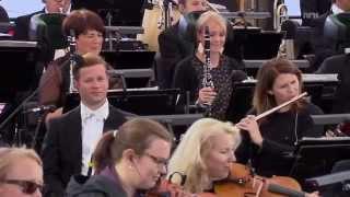 Erik Smith with Norwegian Radio Orchestra Big Band Bossa