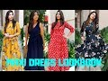 MAXI Dress HAUL | Different types of Maxi Dresses | MYNTRA Maxi Haul