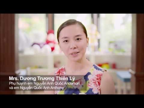 Mrs Dương Trương Thiên Lý (Phụ huynh em Nguyễn Quốc Anh Anderson và em Nguyễn Quốc Anh Anthony)