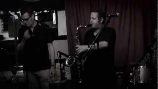 Turn Your Damper Down!  Gary Primich Benefit - Evangeline Cafe April 2012