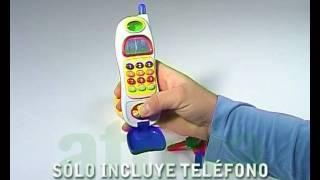 TELÉFONO MÓVIL MUSICAL REF:64061 ATOSA