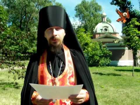 Заявление иеромонаха Рафаила Мишина