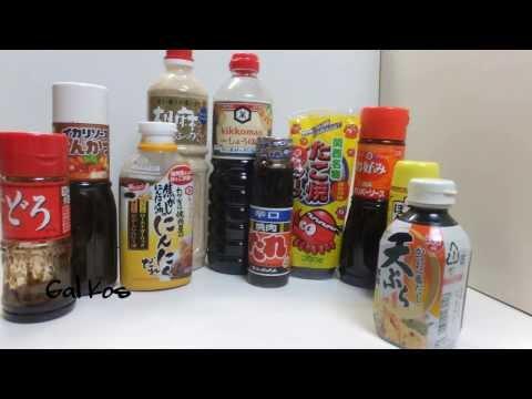 Японские соусы и их использование запрос