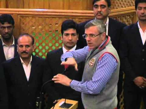 Opposition Walks out of Kashmir assembly after BJP members assault Er Rashid
