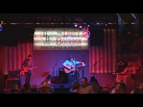Zach Coffey Live at Dirty Bourbon Saloon- Albuquerque- July 2016