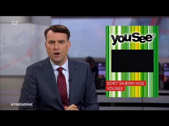 YouSee ødelægger Poul og Vibekes nytårsaften