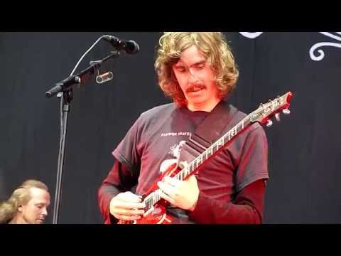 Opeth - Heir Apparent (live @ Monsters of Rock, Helsinki 2016)