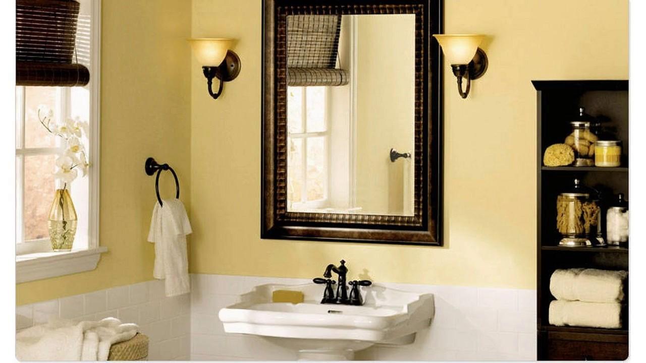 Kleine badezimmer farbe ideen