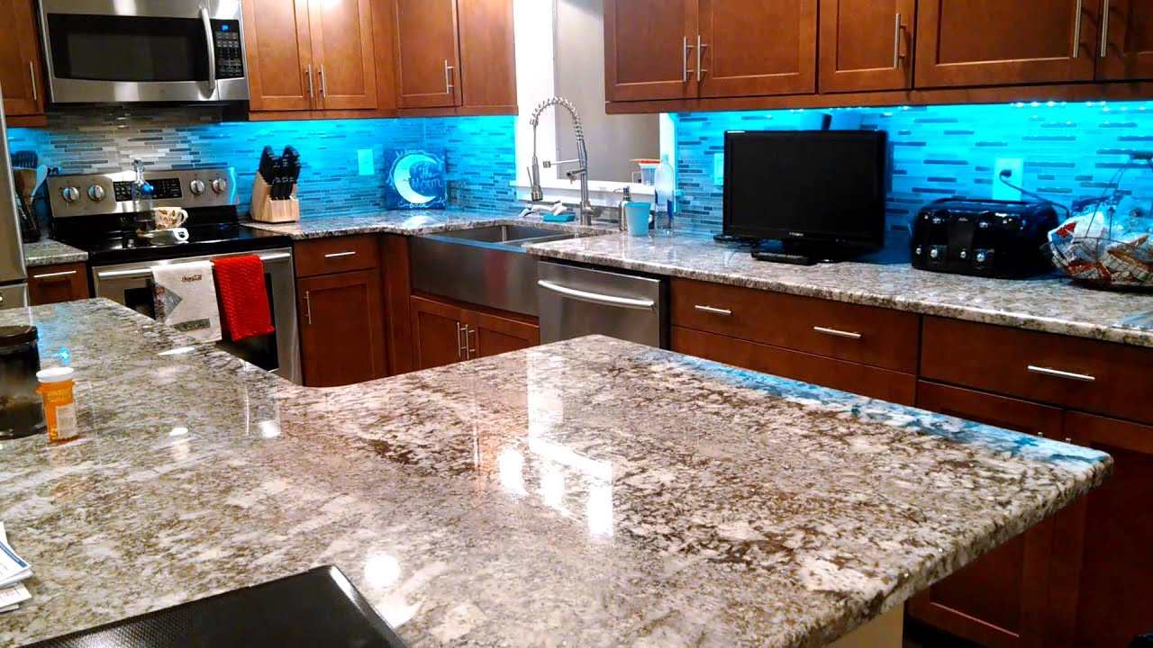 & Sylvania Mosaic under-cabinet LED lighting - YouTube