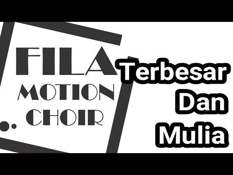Terbesar dan mulia - NDC Worship - Fc Joy Choir Team Gspdi Filadelfia Kenduruan Cirebon