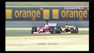 Grand Prix Challenge PS2 Component Attract DIVX 720p
