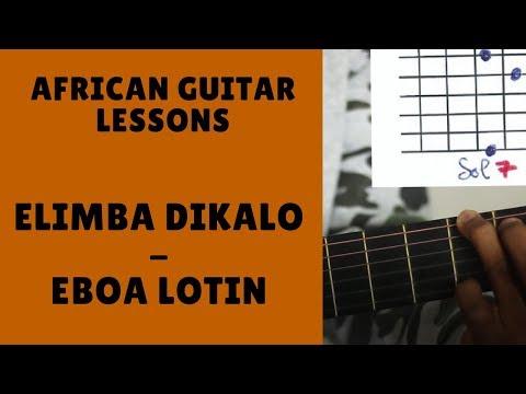 ELIMBA DIKALO - Eboa Lotin |How to Play |Comment jouer ?