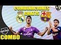 ASENSIO 100% ¡¡GRATIS!! COMBINACIONES GRATIS BARCELONA & REAL MADRID myClub PES 2019