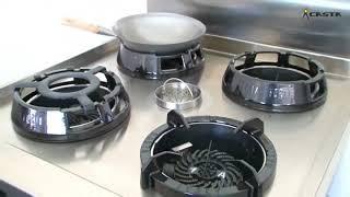 Плиты вок от TM CASTA (Италия)