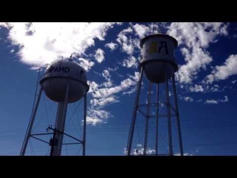 A day in Life in arapaho Oklahoma